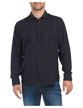 John Woven Shirt by Tj Maxx