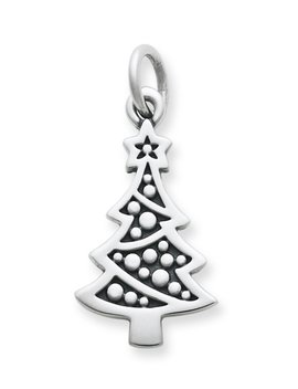 Adorned Christmas Tree Charm by James Avery