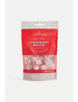 The Treat Kitchen Vegan Strawberry Bellini Non Alcoholic Gummies by The Treat Kitchen