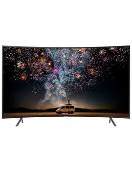 "Samsung 65"" 4 K Uhd Hdr Curved Led Tizen Smart Tv (Un65 Ru7300 Fxzc) by Best Buy"