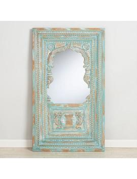 Wood Jharokha Mirror by World Market