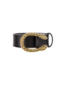 Dionysus Leather Belt by Gucci