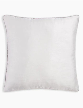 Faux Silk Cushion by Standard Delivery: