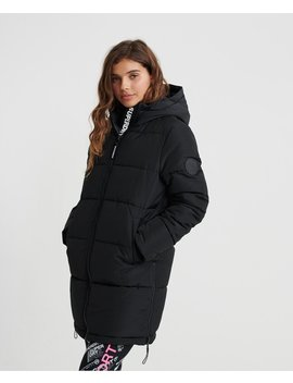 Ion Padded Coat by Superdry