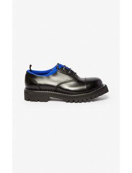 Kamden Brogue Shoes by Kenzo