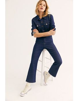 Kickflare Jumpsuit by Levi's