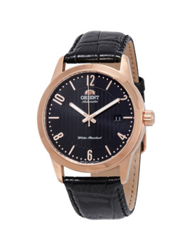 Howard Automatic Black Dial Men's Watch by Orient