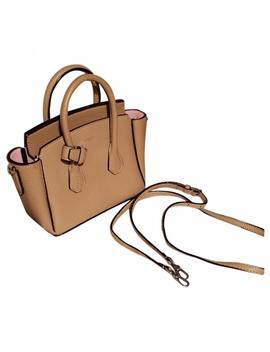 Leather Mini Bag by Bally