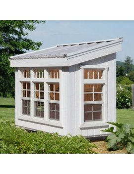 Little Cottage Petite Greenhouse With Floor Kit by Little Cottage