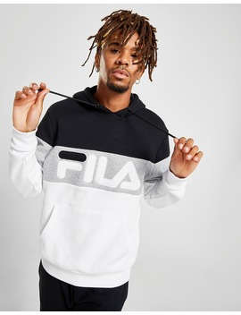 Fila Trent Hoodie by Jd Sports
