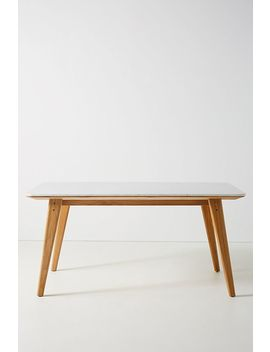 Anders Oak Dining Table by Anthropologie