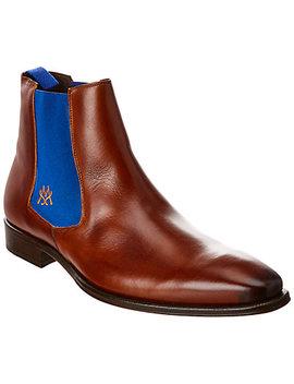 Mezlan Leather Chelsea Boot by Mezlan