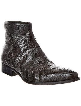 Jo Ghost Leather Boot by Jo Ghost
