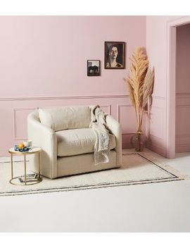 Corinne Swivel Chair by Anthropologie