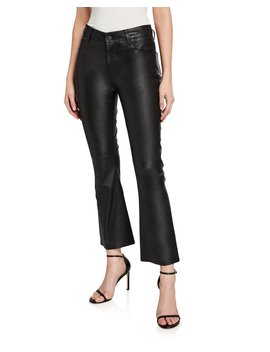 High Rise Slim Leg Kick Flare Jeans by 7 For All Mankind
