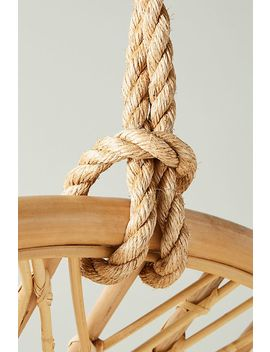 Nest Hanging Chair by Anthropologie