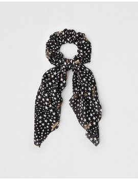 Aeo Bow Star Scrunchie by American Eagle Outfitters