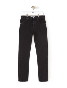 5 Pocket Jeans 				 				 				 				 				 				 				Black by Loewe