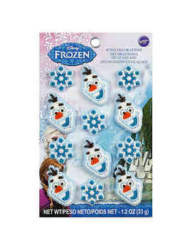 Wilton® Disney® Frozen Icing Decorations (Set Of 12) by Bed Bath And Beyond