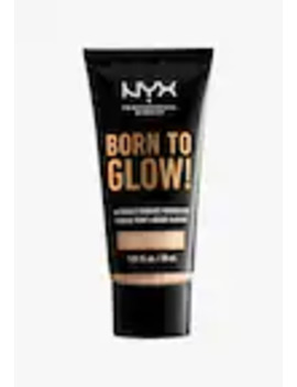 Born To Glow Naturally Radiant Foundation   Foundation by Nyx Professional Makeup
