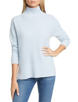 Cashmere Tunic Sweater by Nordstrom Signature