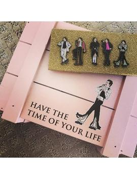 Harry Styles' Suits Enamel Pins by Etsy