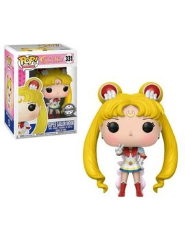 Sailor Moon   Super Sailor Moon Us Exclusive Pop! Vinyl [Rs] Fun23892 by Funko