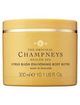 Champneys Citrus Blush Enlivening Body Butter 300ml by Champneys