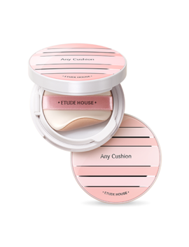 Etude House   Any Cushion All Day Perfect Spf50+ Pa+++ (6 Colors) by Etude House