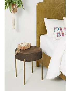 Kadida Side Table by Anthropologie