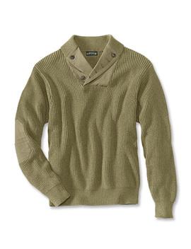 World War Ii Mechanic'sSweater by Orvis