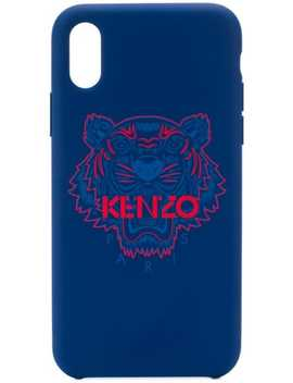 Tiger I Phone X/Xs Case by Kenzo