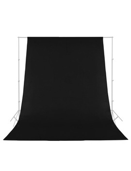 9 X 6ft Gray Muslin Backdrop 100% Cotton Photography Background Photo Studio by Yescom