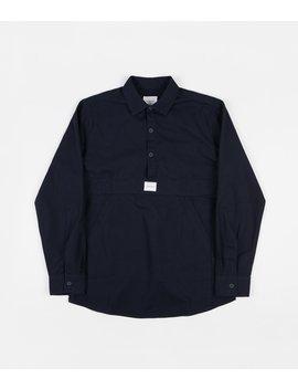 Parlez Heel Shirt   Navy by Parlez