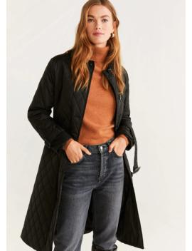 Ναυλον παλτό by Mango