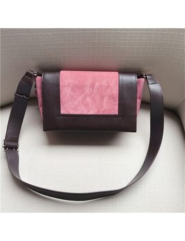 New Arrival Fashion Small Flap Bag Women's Shoulder Crossbody Bag Elegance Patchwork Design Luxury Genuine Leather Small Bag by Ali Express.Com