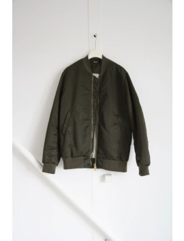 Padded Selo Us Ma 1 Jacket by Acne Studios  ×