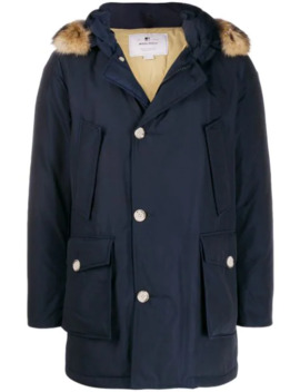 Padded Parka Jacket by Woolrich