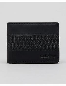 Wave Garden Wallet by Quiksilver