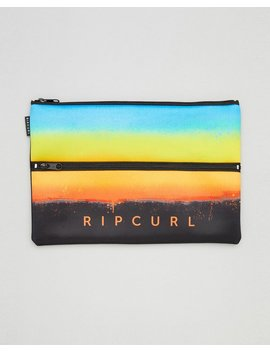 Large Pencil Case by Rip Curl