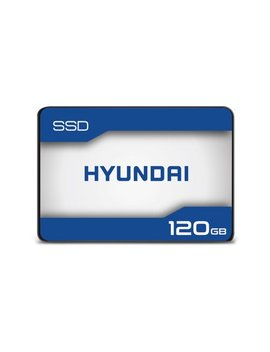 "Hyundai 120 Gb Internal Solid State Drive 2.5""  Sata(Sata/600)   500 Mb/S by Hyundai"