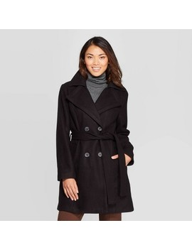 Women's Pea Coat   A New Day™ by A New Day