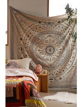 Bobbi Medallion Tapestry by Urban Outfitters