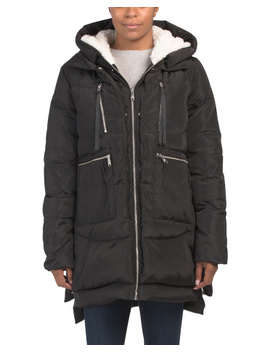 Cargo Pocket Heavyweight Coat by Tj Maxx