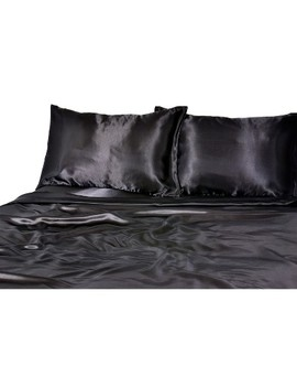 "<Span><Span>Luxury Satin 100% Polyester Woven Sheet Set</Span></Span><Span Style=""Position: Fixed; Visibility: Hidden; Top: 0px; Left: 0px;"">…</Span> by Elite Home Products"