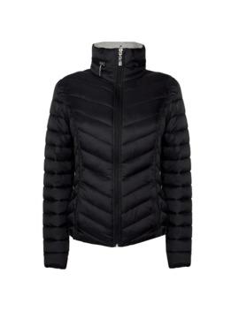 Hfx Women's Reversible Lightweight Packable Jacket, Black   Xxl by Generic