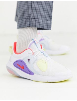 Nike Joyride Trainers In White by Nike