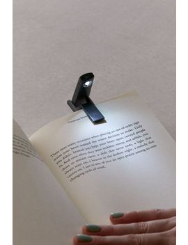 Kikkerland Design Mini Folding Book Light by Kikkerland Design