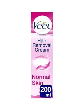 Veet Hair Removal Cream With Lotus Milk And Jasmine Fragrance For Normal Skin 200ml by Veet