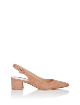 Amee Suede S Iingback Pumps by Gianvito Rossi